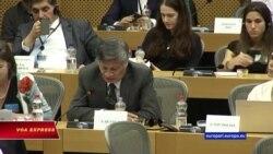 UB Nghị viện EU điều trần về nhân quyền VN