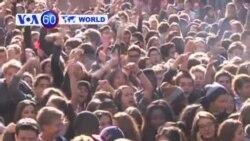 VOA國際60秒(粵語): 2013年10月17日