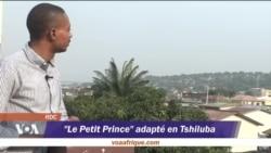 Le petit prince en Tshiluba