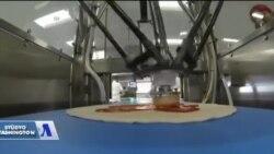 Pizza Ustası Robotlar