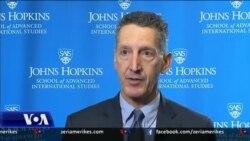 Intervistë me analistin Edward Joseph