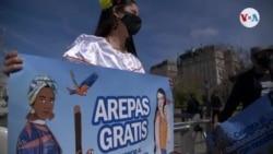 Buenos Aires se sumó al festejo por el Día Mundial de la Arepa