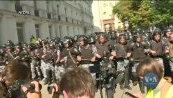 Посольство США в Росії засудило жорстокий розгін суботньої демонстрації у Москві. Відео
