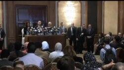 2012-11-20 美國之音視頻新聞: 聯合國與阿拉伯聯盟呼籲以巴雙方立即停火