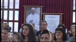 Përgatitjet për vizitën e Papa Françeskut