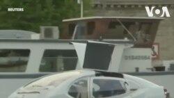 'Taxi bay' trên sông Seine