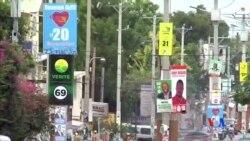 2015-08-09 美國之音視頻新聞:海地選民選舉立法委員