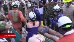 Công dân TQ bị truy tố trong vụ sập công trình ở Campuchia