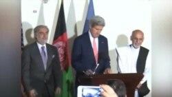 بازبینی آرای دور دوم انتخابات افغانستان آغاز شد