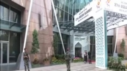 馬來西亞警方加強東盟峰會會場安全戒備