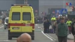 Bỉ tiếp tục truy lùng nghi phạm đào tẩu sau vụ đánh bom