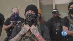 """""""Автономна зона"""": як у Сієтлі, штат Вашингтон, проходять наметні протести. Відео"""