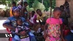 Wakimbizi kutoka Guinea Bissau waanza kupewa vitambulisho