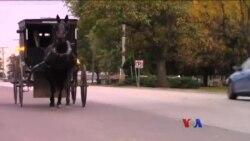 ေျပာင္းလဲလာေနတဲ့ Amish တို႔ဌာေန