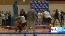 د امریکا د هیوسټن باسکتبال کلپ مدیر د هانکانګ د لاریون کوونکو په ملاتړ ټویټ کړی