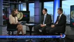 خانواده کمال فروغی و نازنین زاغری: خواستار آزادی آنها از زندان در ایران هستیم