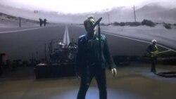 Од турнејата на U2 во САД; Уживајте