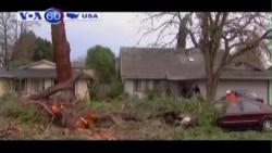 Hai người chết, nhiều người bị mất điện do bão ở bờ tây Mỹ