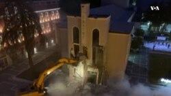 Tiranë: Gjykata Kushtetuese kthen Teatrin Kombëtar në pronësi të qeverisë