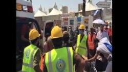 麥加發生踩踏事件至少717人死亡