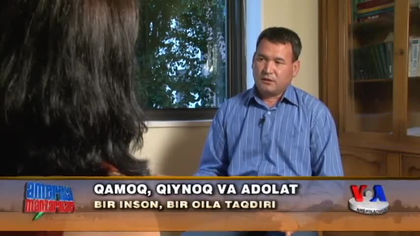 Qamoq, qiynoq va adolat - Qayum Ortiqov va Mohira Ortiqova bilan suhbat