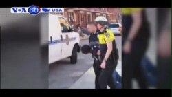 Mỹ bắt giữ các sĩ quan cảnh sát trong vụ Freddie Gray (VOA60)