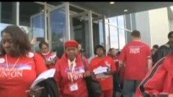 2012-09-19 美國之音視頻新聞: 芝加哥教師星期三結束罷工