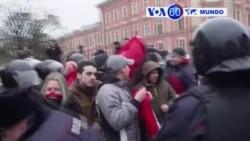 Manchetes Mundo 6 Novembro: Activistas nacionalistas de extrema esquerda detidos na Rússia