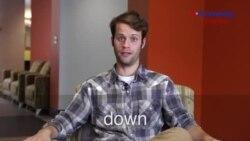 down (preposition)