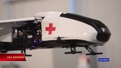 Các ứng dụng kinh ngạc của máy bay không người lái trong tương lai