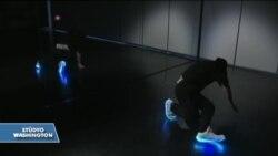 LED Akıllı Ayakkabılarla Işık Şöleni