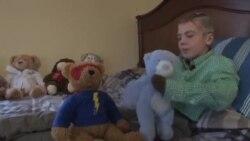 Volodia Bubela, mali junak iz Ukrajine