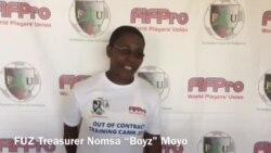 Nomsa 'Boys' Moyo: Footballers Union of Zimbabwe Helping Many Local Players