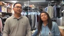 Bisnis Laundry Bambang Suprijanto dan Dian Pantjarini di Philadelphia