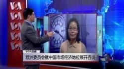 VOA连线:欧洲委员会就中国市场经济地位展开咨询
