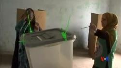 2014-07-06 美國之音視頻新聞: 阿富汗總統選舉候選人要求公佈投票結果