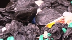 Slow Transition Away from Plastic Bags in Uganda