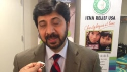 ڈاکٹر محسن انصاری کی گفتگو