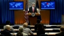 Kerry Dini Özgürlüklere Saygı İstedi