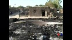 2015-02-15 美國之音視頻新聞: 博科聖地襲擊尼日利亞貢貝