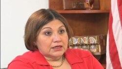 Entrevista con la embajadora Carmen Lomellin
