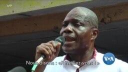 Fayulu saist la Cour constitutionnelle samedi