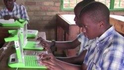 Gukwirakwiza Mudasobwa mu Mashuri mu Rwanda