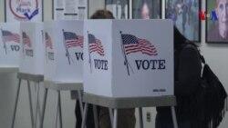 Voto anticipado en Los Angeles