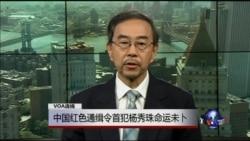 VOA连线:中国红色通缉令首犯杨秀珠命运未卜