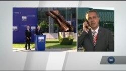 Як у Брюсселі відреагували на промову Трампа та що відбувається у кулуарах саміту НАТО. Відео