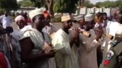 Sabon Sarkin Kano, Mai Martaba Sanusi Lamido Sanusi, Yana Karbar Tawagar Gwamna Ibrahim Geidam na Jihar Yobe, Yuni 12, 2014