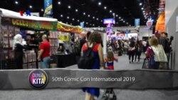 VOA Dunia Kita: Hari Anak Nasional dan Comic Con Internasional (3)