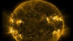 태양 관찰 위성 발사