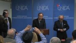 Prensa ONU reacciones